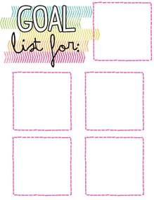 28 life goals list template the 3 steps to a 5 year