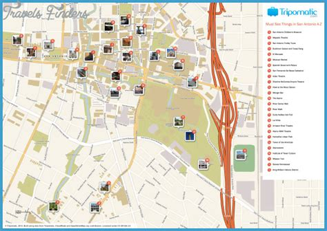 san jose tourist map san jose map tourist attractions travelsfinders