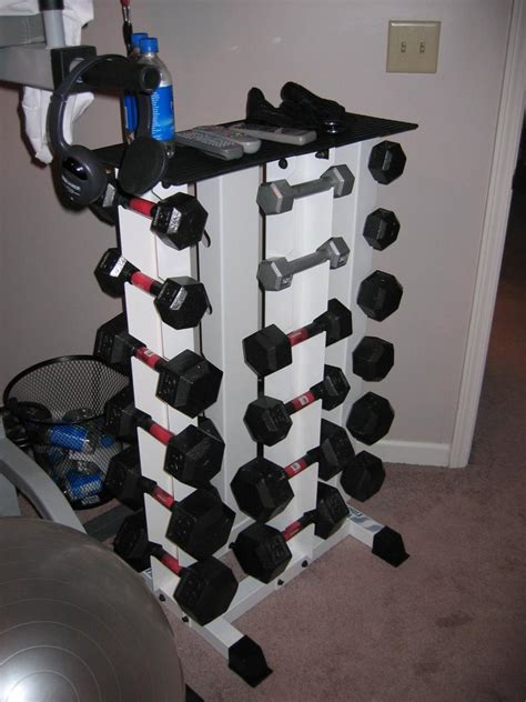 Build Dumbbell Rack by Dumbbell Rack Images