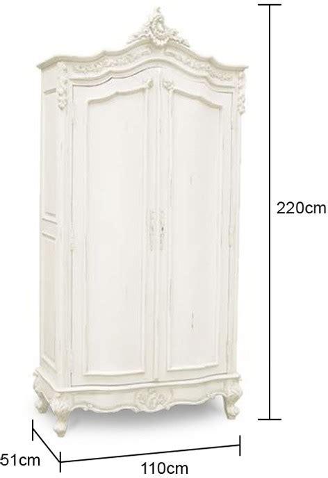 white french armoire wardrobe french chateau armoire white wardrobes