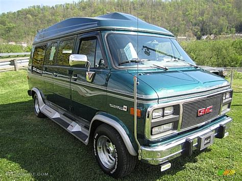 1995 gmc vandura 1995 gmc vandura conversion