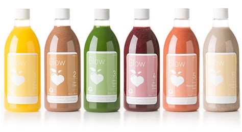 The Juice Detox by My Glow Juice Cleanse Experience The Project