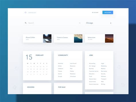different layout in web design the different styles of card design layout web design ledger