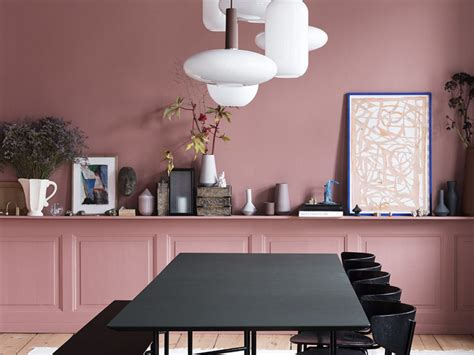 amazing pink interiors proving pink   color