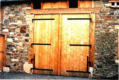 Fabriquer Une Porte De Grange by Fabrication Porte De Grange Coulissante Xb24 Jornalagora