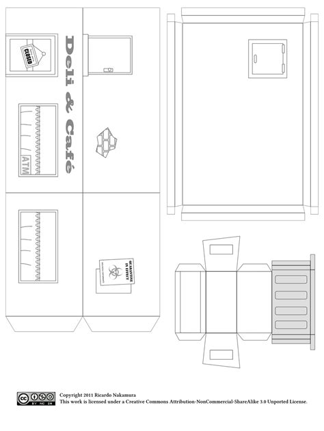 Building Template fantalonia grey city building templates