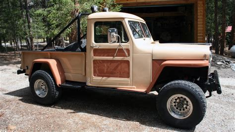 Willys Jeep Top Speed 1948 Willys Jeep 350 Ci 4 Speed Mecum Auctions