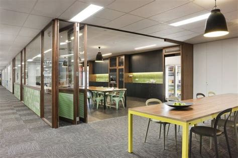 office canteen design woods bagot mirvac office canteen pinterest