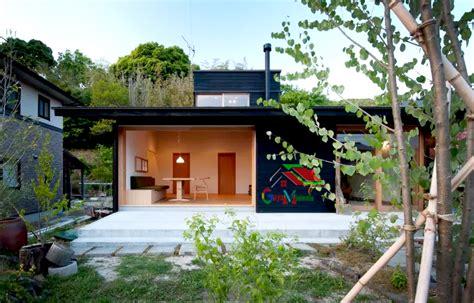 membuat rumah jepang desain rumah kayu minimalis gaya jepang model terbaru