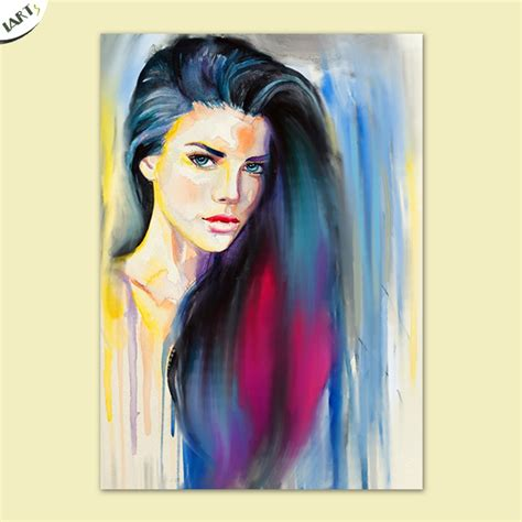 painting hair paintings of a www pixshark images galleries
