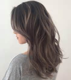 grey hair 2015 highlight ideas 40 ideas of gray and silver highlights on brown hair