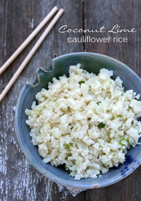 17 best ideas about rice substitute on pinterest