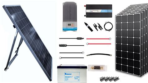 best diy solar generator kits 10 top selling diy solar