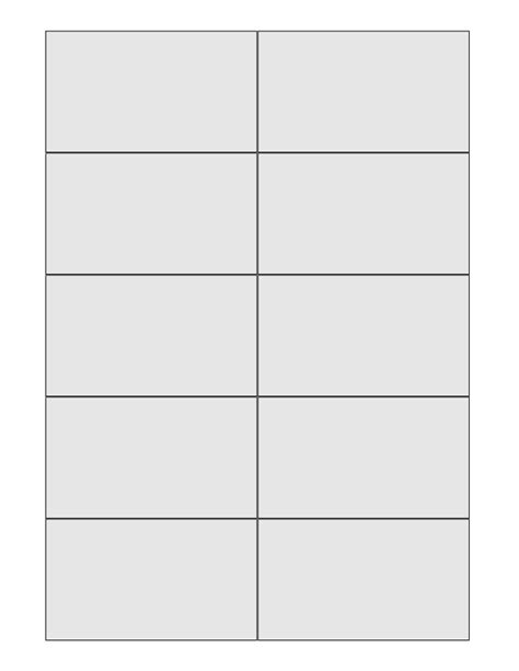 Blank Standard Card Template by Blank Business Card Templates New Calendar Template Site