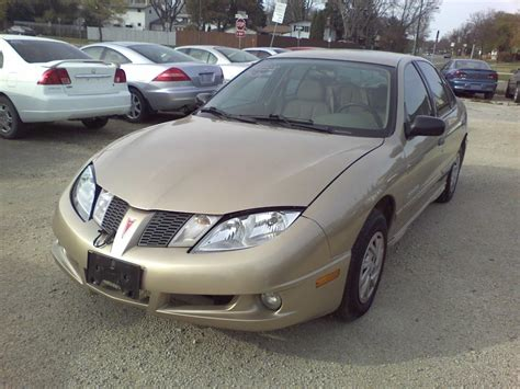 Pontiac Sunfire by 2010 Pontiac Sunfire Sedan Pictures Information And