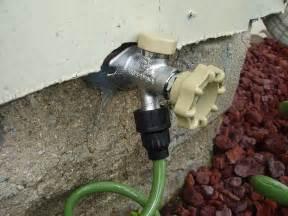 Outdoor water spigot this type of outdoor spigot