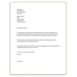 Cover Letter For A Cv by 3 Free Cv Cover Letter Templates For Microsoft Word