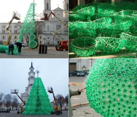 25 best recycle christmas tree images on pinterest