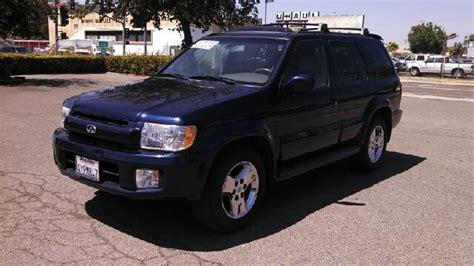 2002 infiniti qx4 mpg 2002 infiniti qx4 4wd in fresno ca larrys auto sales inc