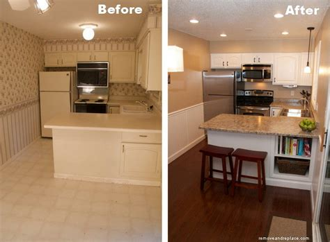 home renos before and after