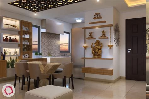 Traditional Home Interiors Living Rooms by Celestial Design 4 Pooja Room Lights That Are Divine