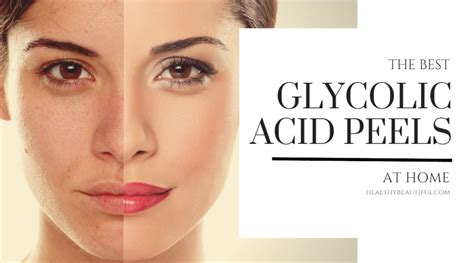 Glycolic Acid Peel At Home by Top 7 Best At Home Glycolic Acid Peels 2018 Ultimate