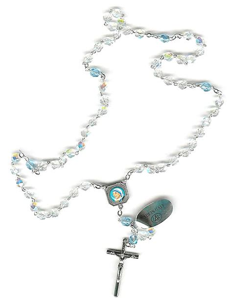 free rosary free rosary and pope postcard with teresa rosaries