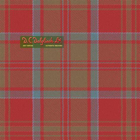 macdonald of glencoe fabric by dc dalgliesh crafted