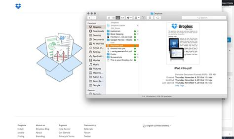dropbox work image gallery how does dropbox work