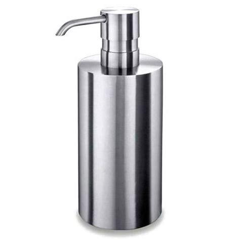 Rak Dispenser Stainless zack mobilo freestanding soap dispenser stainless steel 40226 at plumbing uk