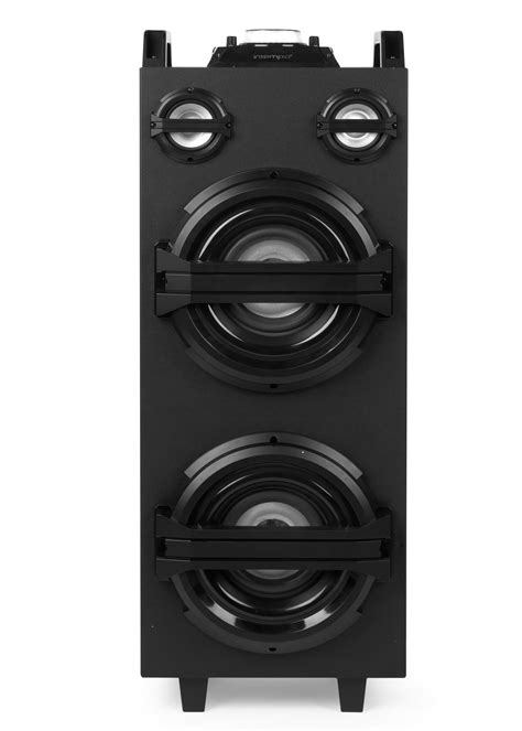 portable speaker with lights intempo portable party speaker with led lights speakers