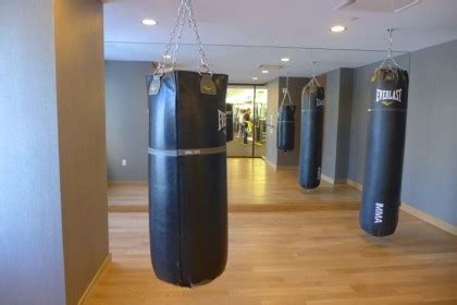 Boxing Room by Tribeca Citizen New Kid On The Block Equinox At