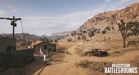 pubg desert map release date pubg desert map receives new screenshots provides ideas