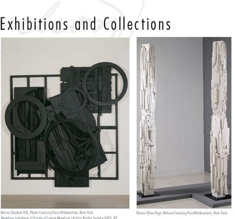 louise nevelson foundation exhibitions louise nevelson