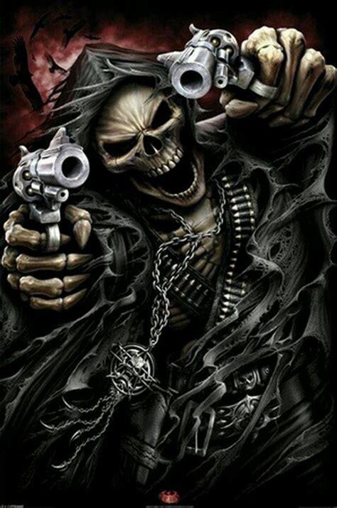 imagenes de calaveras gangster imagenes de calaveras goticas rockeras craneos