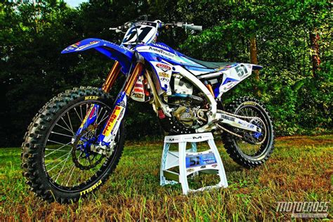 jgr racing motocross we ride justin barcia s jgr yamaha yz450f motocross action