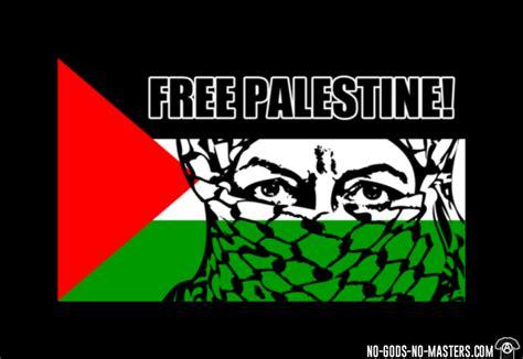 Zipper Jaket Free Palestine zip hoodie free palestine no gods no masters