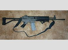 Daewoo DR-200 South Korean Assault Rifle Imported by ... Kimber Firearms Catalog