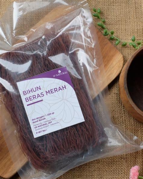 Beras Tibet Naturally Organic d bihun beras merah 250gr