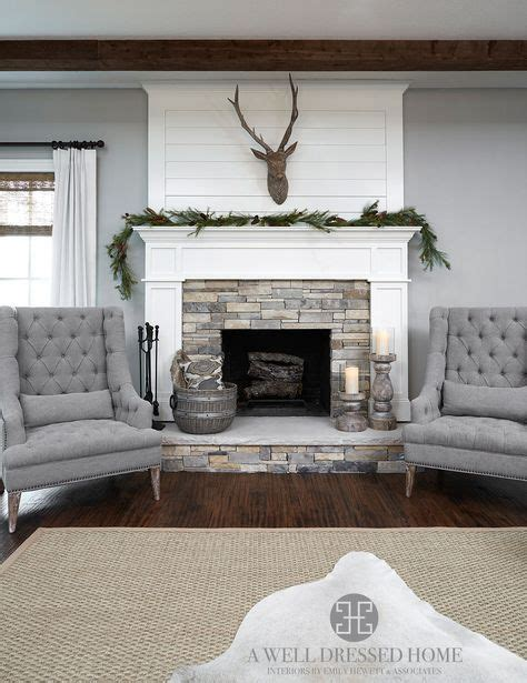 best 25 fireplace accent walls ideas on