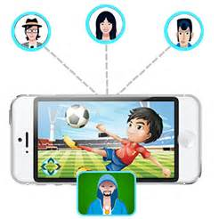 manage your friends using app42 buddy management api