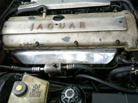 Jaguar Auto To Manual Conversion by Auto Manual Transmission Conversion Project 1995 X300