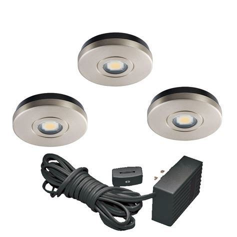 low voltage cabinet lighting kits hton bay low voltage integrated led bronze outdoor