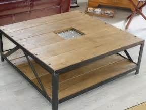 grande table basse de salon