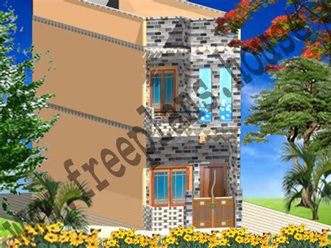 12 215 45 feet 50 square meter house plan 12 215 45 feet 50 square meters house plan