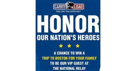 Frito Lay Sweepstakes - frito lay cracker jack veteran s day carry the load sweepstakes