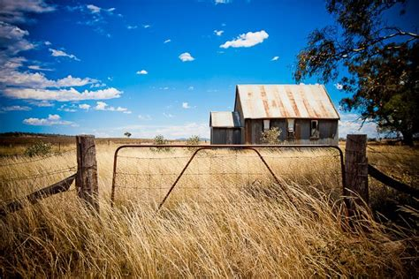outback church wellington nsw australia a tin shed which