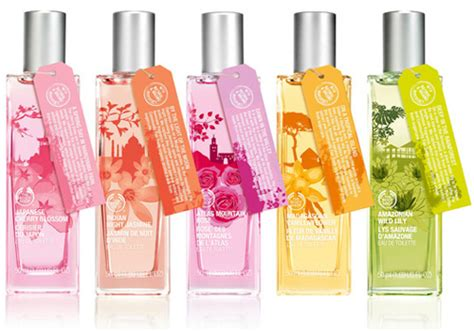 Parfum The Shop Vanilla the shop scents of the world new fragrances