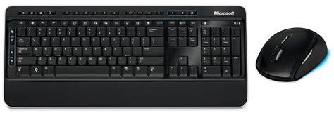 Keyboard Microsoft desktop 3000 wireless keyboard and mouse uk layout