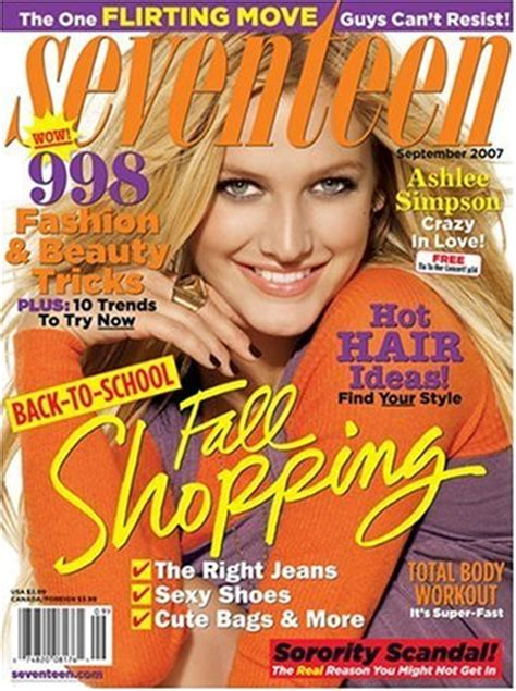 Seventeen Magazine Giveaways - seventeen magazine subscription deal 1 year for 4 50 stretching a buck